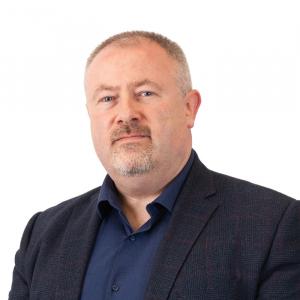 reuben hayes _ Operations Director